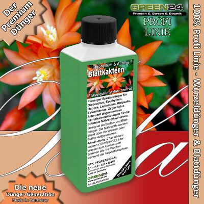 Epiphyllum Dünger Blattkakteen-Dünger Disocactus Hatiora Lepismium Rhipsalis  for sale  Shipping to South Africa