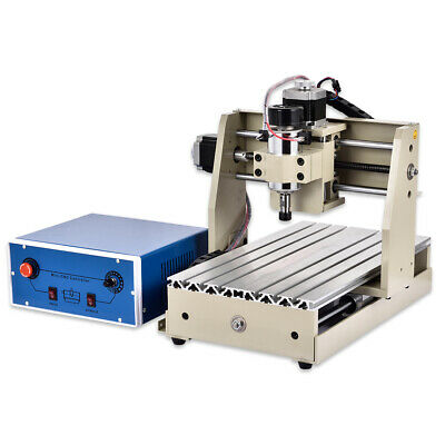 Usb 3020 3 Axis Cnc Router Engraver 300w Spindle Drilling Milling Machine 3d Cut