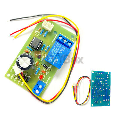 Water Liquid Level Sensor Switch Acdc 5v 12v Auto Controller Board Module Kit