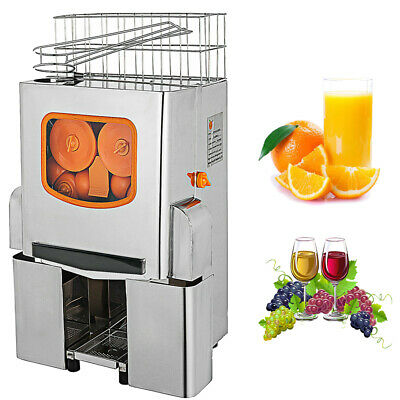 Electric Orange Squeezer Juice Fruit Lemon Maker Juicer Press Machine Commercial