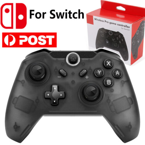 Computer Games - Wireless Pro Game Controller Gamepad for Switch Console Analog Joystick AU SALE