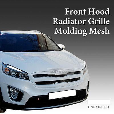 OEM Genuine Parts Front Chrome Hood Radiator Grill For KIA 2003-2006 Sorento
