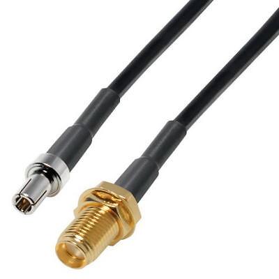 20 cm Pigtail Adapterkabel; TS9 Stecker auf SMA Buchse vergoldet online kaufen
