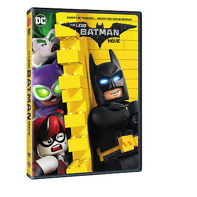 The Lego Batman Movie  Dvd  2017  Ships Within 1 Business Day With Tracking