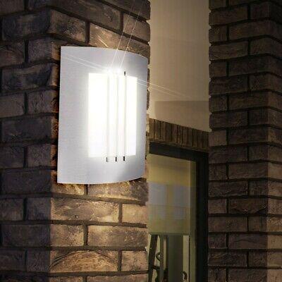 LED Exterior Casa Luz de Pared Fachadas Jardín Puerta de Entrada de...