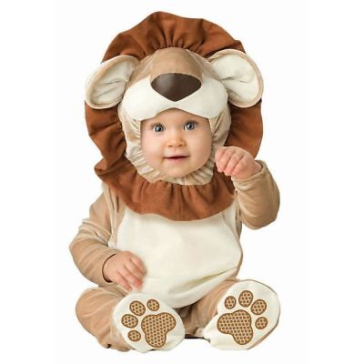 InCharacter Loveable Lion Infant-Toddler Halloween Costume 18 Months-2T #7244](Lion Halloween Costume Infant)