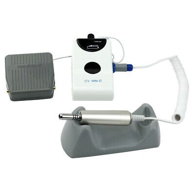 Portable Dental Micro Motor Polisher Lab Brushless Electric Motor 35000 Rpm Us
