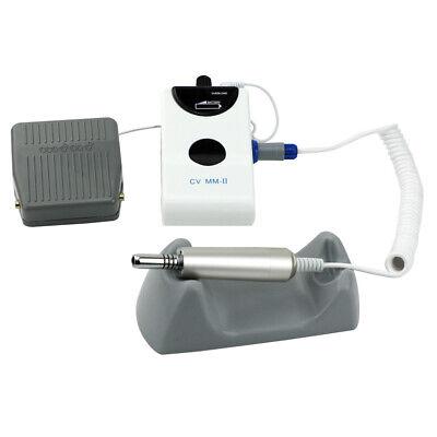Portable Dental Micro Motor Polisher Lab Brushless Electric Motor 35000 Rpm Us