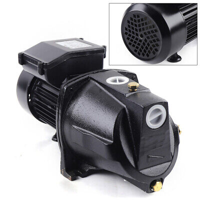 Commercial 1 Hp Shallow Well Jet Pump W Pressure Switch Water Pump 3420rpm Fast