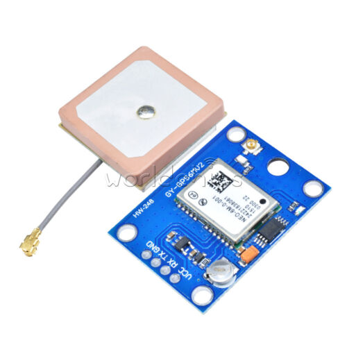 GPS Sensor | MySensors - Create your own Connected Home