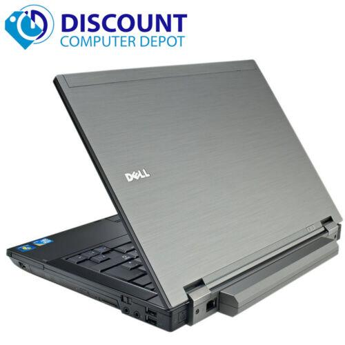 Laptop Windows - Dell Latitude E6410 Business Laptop PC Core i5 4GB 250GB DVD-RW Windows 10 Pro