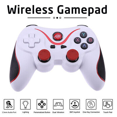 Wireless Bluetooth Gamepad Gaming Controller for Android Smartphone Smart TV