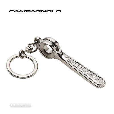 cycling gift Campagnolo downtube shifter key ring vintage style