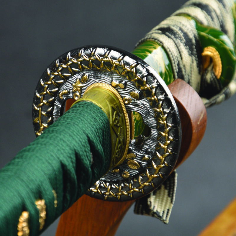 NEW T1095 high carbon steel Japanese samurai katana sword battle ready full tang