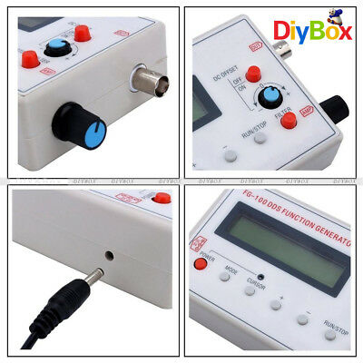 Dds Function Signal Generator Sinetriangle Square Wave Frequency 1hz-500khz