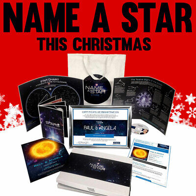 Personalised Godfather Gifts Birthday Name A Star Box Set Best Friend For
