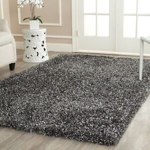 Three months new Urban barn high pile rug