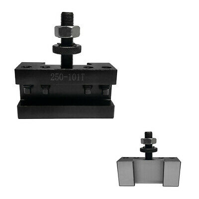 Axa 58 250-101xl Turning And Facing Holder Quick Change Tool Post Tool Holder
