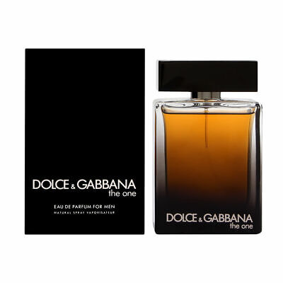 THE ONE BY DOLCE & GABBANA 3.3 O.Z EDP SPRAY *MEN'S PERFUME* NEW