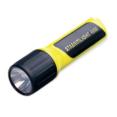 Streamlight SL-68200 4AA LED Flashlight with Yellow Handle