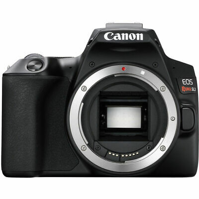 Canon EOS Rebel SL3 Body (Black) *NEW* *IN STOCK*