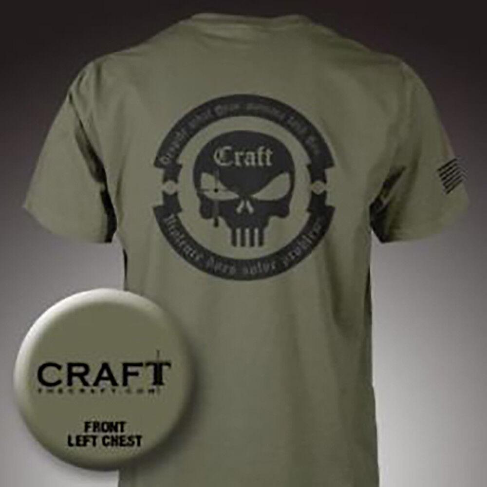 Купить Craft International - Original Craft International T-Shirt Chris Kyle American Sniper 100% Authentic