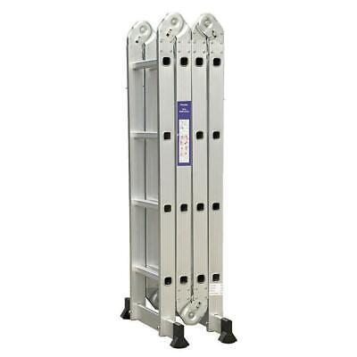 Hot Foldable Ladder Purpose Scaffolding Aluminum Extension Step Multi Function