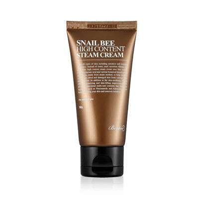 [BENTON] Snail Bee High Content Steam Cream - 50g / Free Gift