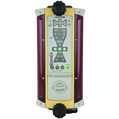 Topcon Ls-b110w Wireless Remote Display Machine Control Laser Receiver 57137