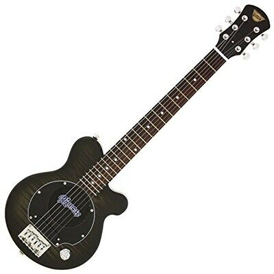 Pignose PGG200FM SBK Mini Viaje Guitarra Eléctrica Incorporado Amp con Suave De