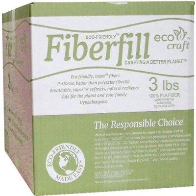 - Mountain Mist Fiber 3lb Eco-friendly Fiberfill - Ecofriendly Fob Mi