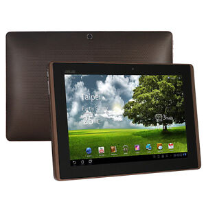 ASUS Eee Pad Transformer TF101 16GB Android Tablet, Wi-Fi, 10.1in - Espresso