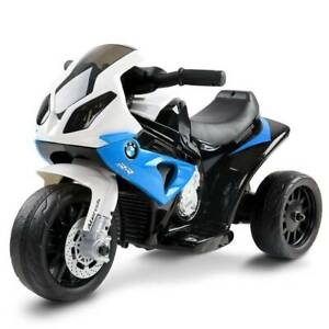 Kids Ride On Motorbike BMW Licensed S1000RR
