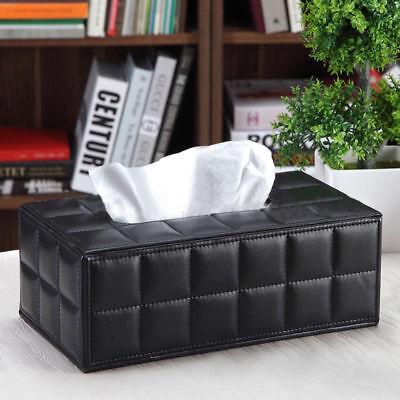 Bath Tissue Holder (Tissue Box Cover Holder Square Kleenex Paper Bathroom Home  New Dispenser Bath)