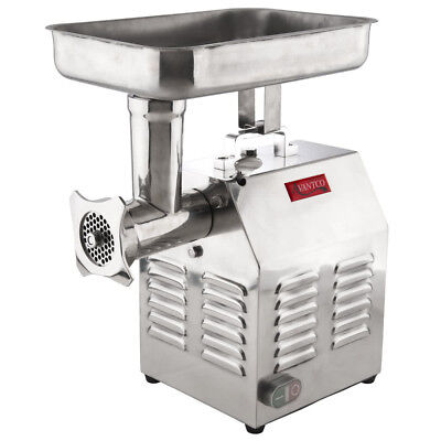Avantco Mg22 22 1 12 1 Hp Commercial Electric Countertop Meat Grinder 110v