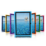 "iRULU eXpro X1 7"" Google Android 4.4 Tablet PC HD Screen Quad Core & Camera 8GB"