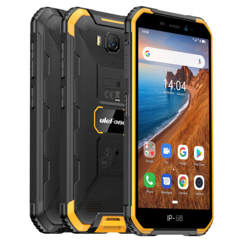 Android Phone - Unlocked Rugged Smartphone 16GB Quad-Core IP68 Waterproof Outdoor Mobile Phone