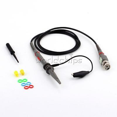 P6100 100mhz Oscilloscope Scope Clip Probe 100mhz For Tektronix Hp Mc