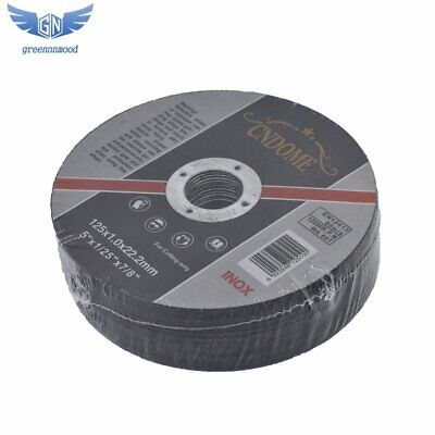 25 Pack 5x.040x78 Cut-off Wheel - Metal Stainless Steel Cutting Discs