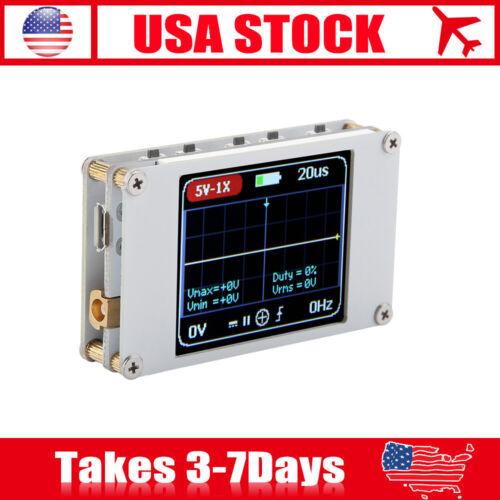 DSO188 Portable Mini Ultra-small Digital Storage Oscilloscope 1MHz Bandwidth 5M
