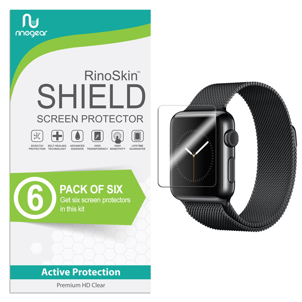 For Apple Watch Screen Protector Series 5 4 3 2 1 44mm42mm40mm38mm ALL Sizes