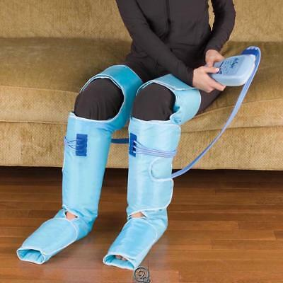 Air Relax Circulation Swelling Improving Leg compression Wraps boots