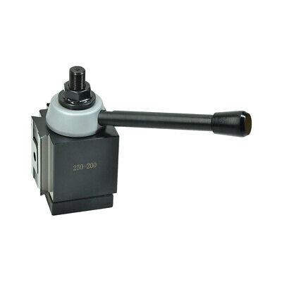 Bxa Piston 10-15 Swing Quick Change Tool Post Cnc Lathe Tool Holder 250-200