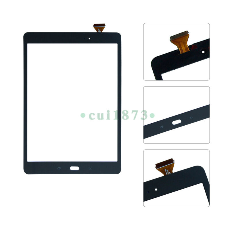 USA Touch Screen Digitizer Glass For Samsung Galaxy Tab A 9.7 SM-T550 T550 WIFI