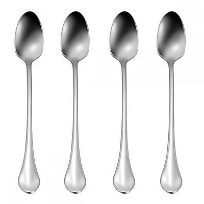 Oneida Capello 4 Iced Tea Spoons