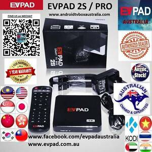 EVPAD 2S / Pro IPTV TV Box watch Live channels movies sports 18+ Noble Park Greater Dandenong Preview