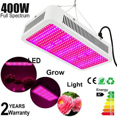 400W LED Grow Light Wachsen Pflanze lampe Vollspektrum Für Growzelt