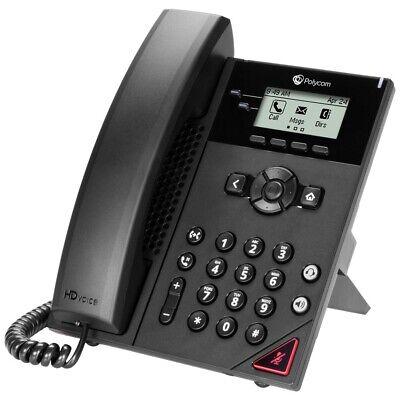 Polycom Plantronics Vvx 150 Voip Business Phone 2200-4881-025