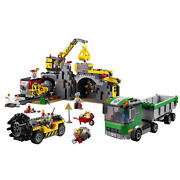 Lego City Mine
