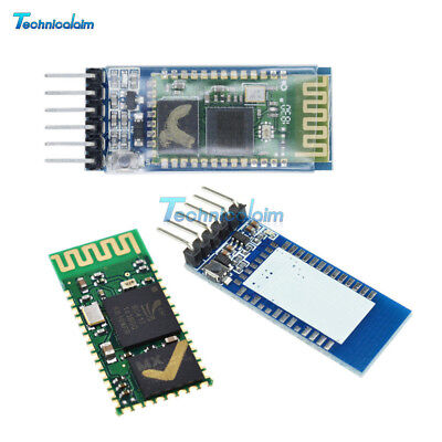 HC-05 HC-06 Wireless Bluetooth RF Transceiver Module Serial RS232 TTL Base Board Hc Base